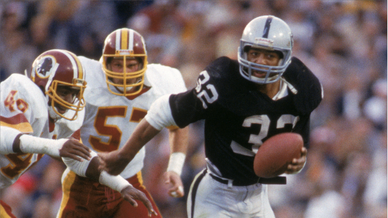 Marcus Allen talks his iconic Super Bowl run & gives his SB50 thoughts