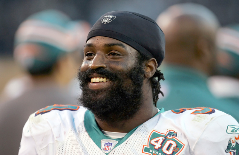 Former NFL RB Ricky Williams speaks in support of cannabis for NFL players
