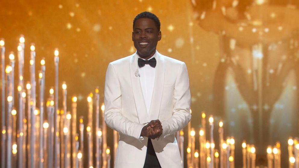 Chris Rock's hilarious opening monologue at the 2016 Oscars