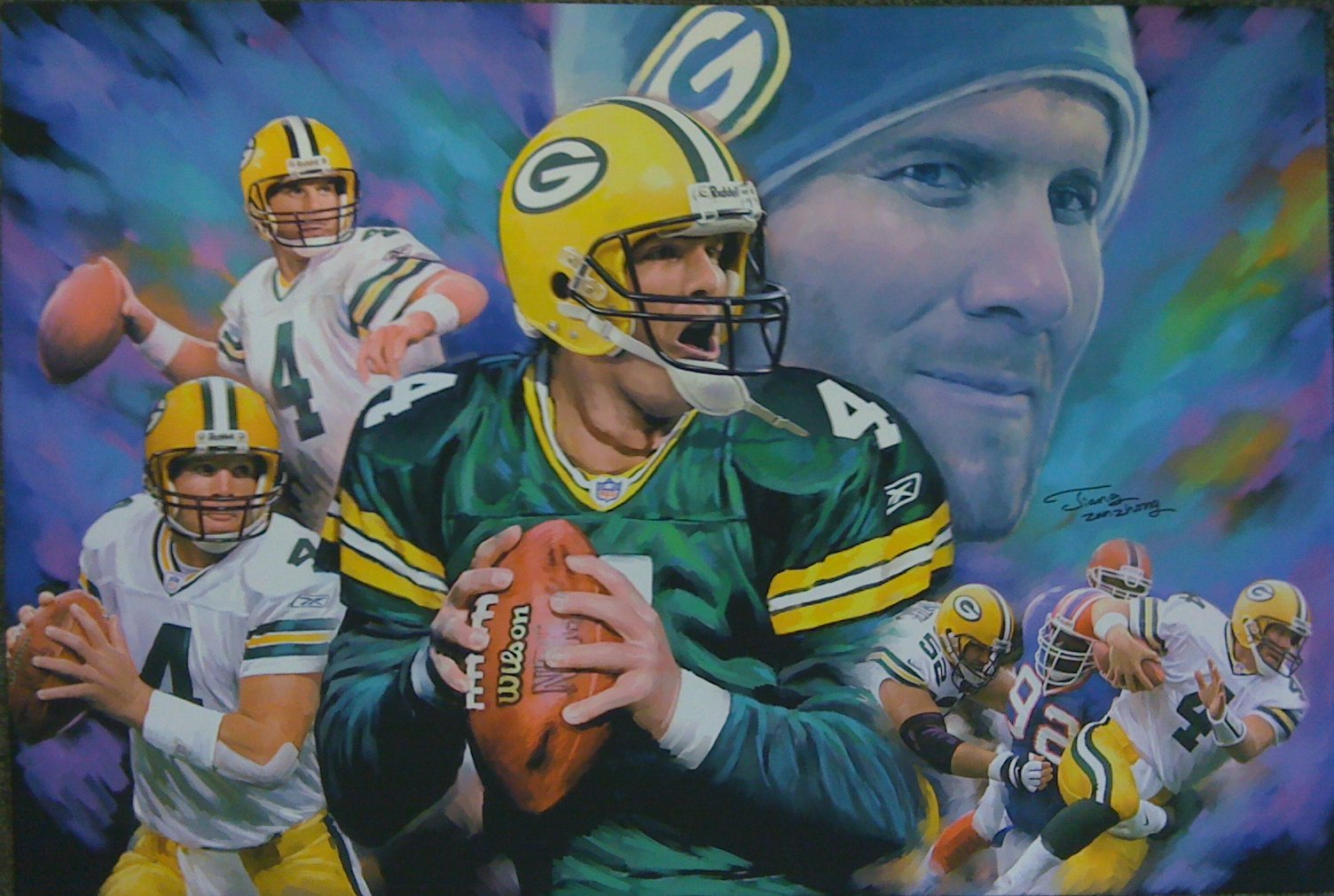 Brett Favre talks Hall of Fame enshrinement, Johnny Manziel & Super Bowl 50
