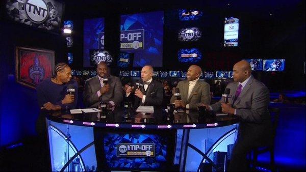 Kawhi Leonard speaks with Inside The NBA