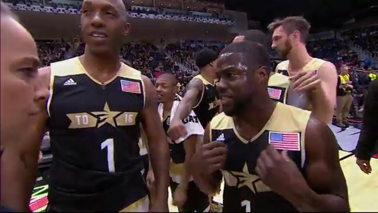 Classic: Best of Kevin Hart during NBA All Star Celebrity game