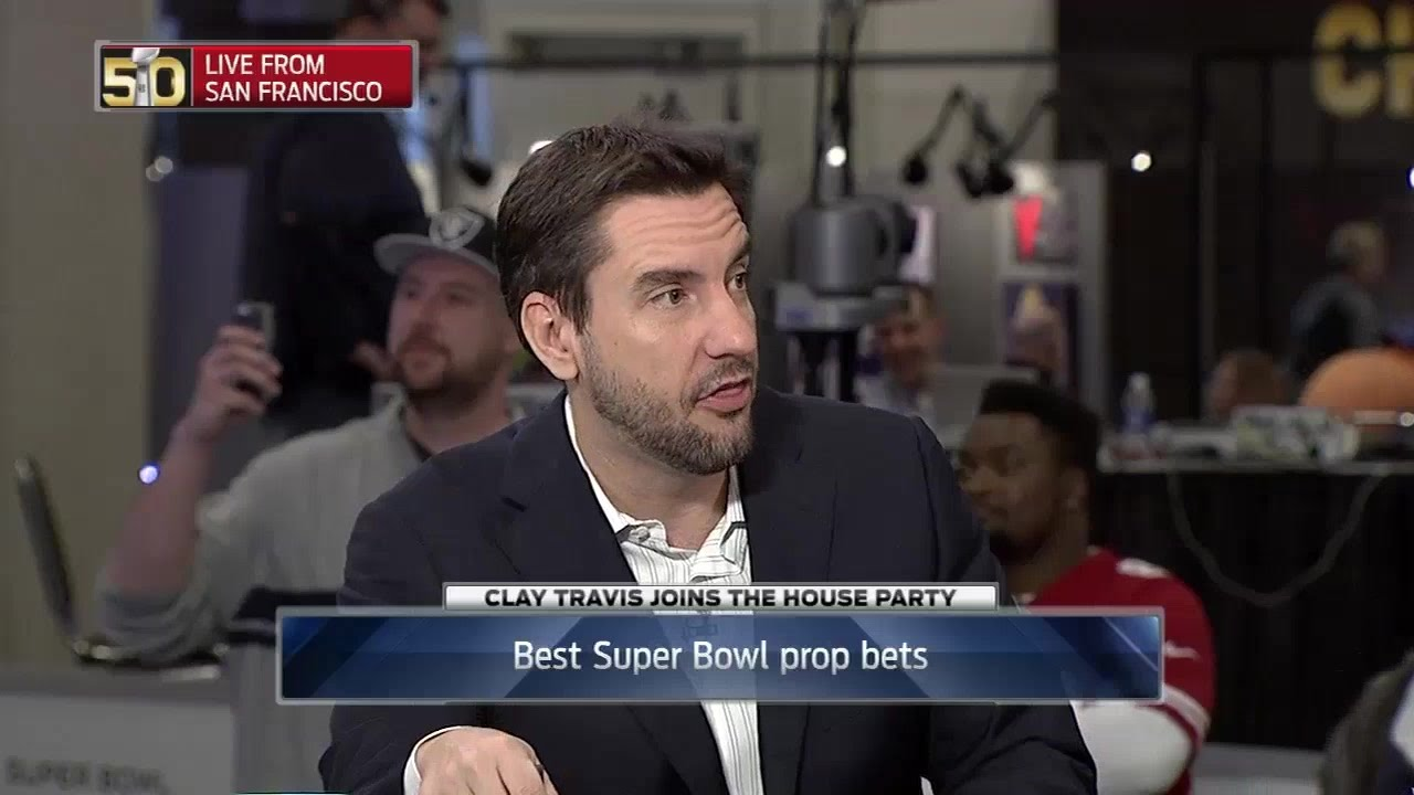 Clay Travis gives Super Bowl prop betting advice