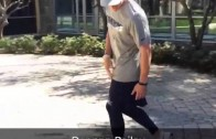 "Dallas Cowboys reenact viral ""Damn, Daniel"" video with Dan Bailey"