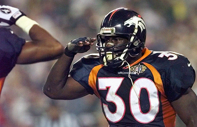 Terrell Davis talks about his fascinating career & Super Bowl 50