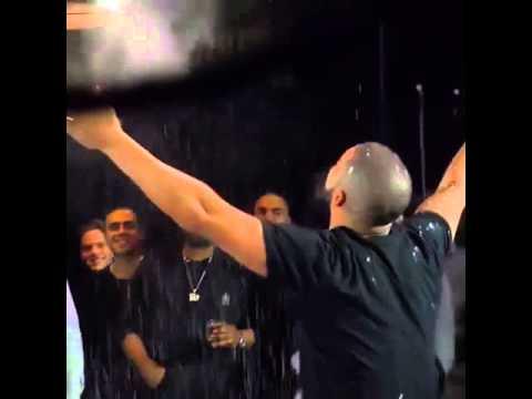 Drake does the LeBron James