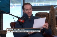 Drew Brees reads his negative draft reviews