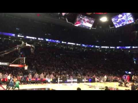 Fanatics View Exclusive: NBA Skills challenge from inside Air Canada Centre