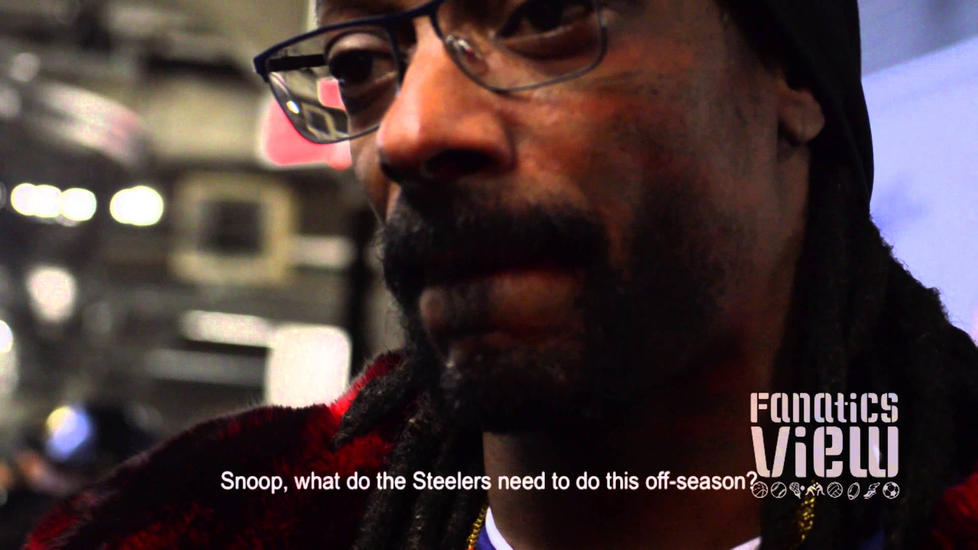 FV Exclusive: Snoop Dogg says the Pittsburgh Steelers need to hire him