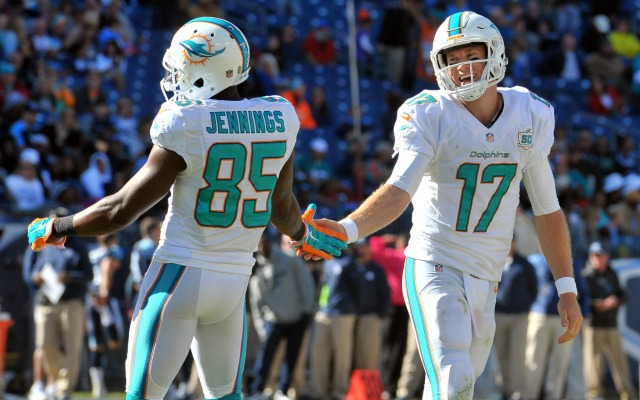 Greg Jennings critical of Dolphins handling of Ryan Tannehill