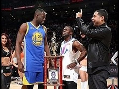 Kevin Hart vs Draymond Green shootout for All-Star