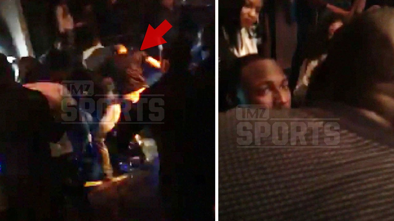 LeSean McCoy involved in bar fight with 2 off duty cops
