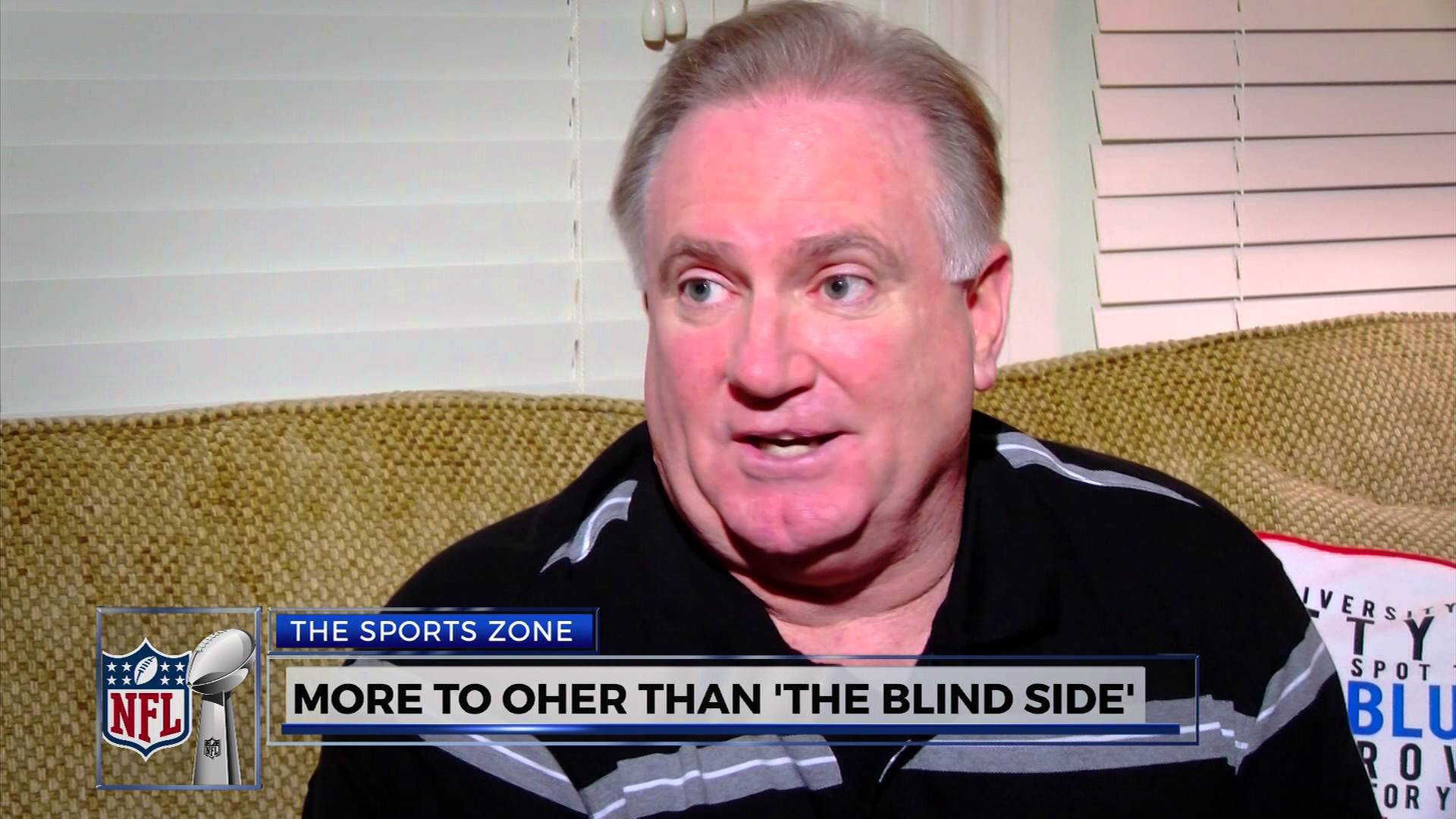Michael Oher's parents speak on The Blind Side & the Panthers