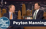 Peyton Manning gives NFL Superlatives to Jimmy Fallon