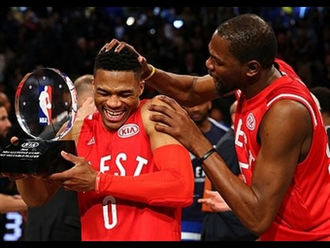Russell Westbrook wins All-Star Game MVP