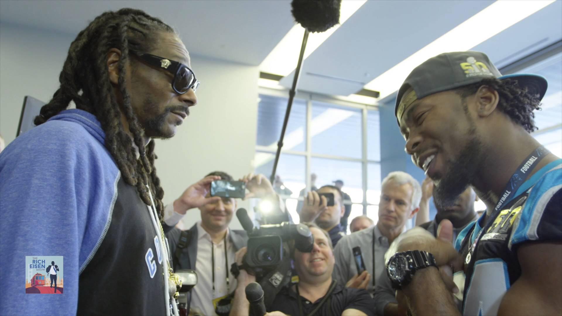 Snoop Dogg has high praise for Josh Norman