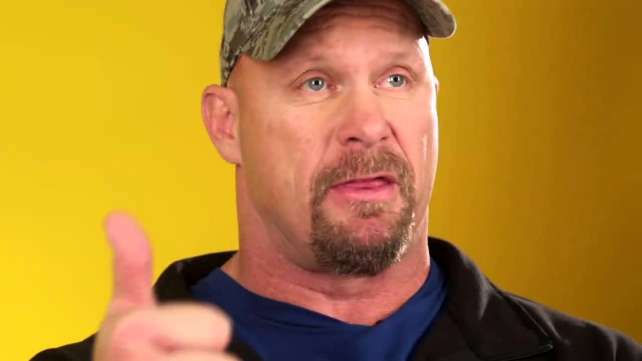 Stone Cold Steve Austin tries various cocktails for the first time