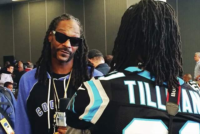 Snoop Dogg talks football & Super Bowl 50