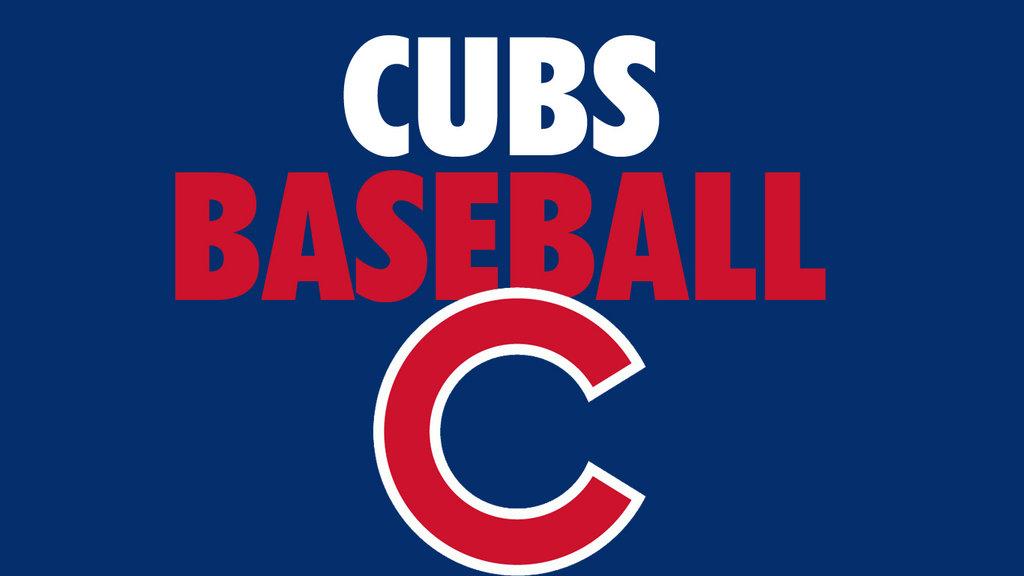 Young Cubs fan sings