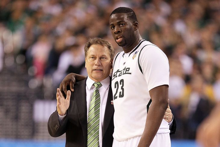 Draymond Green heart broken over Michigan State loss