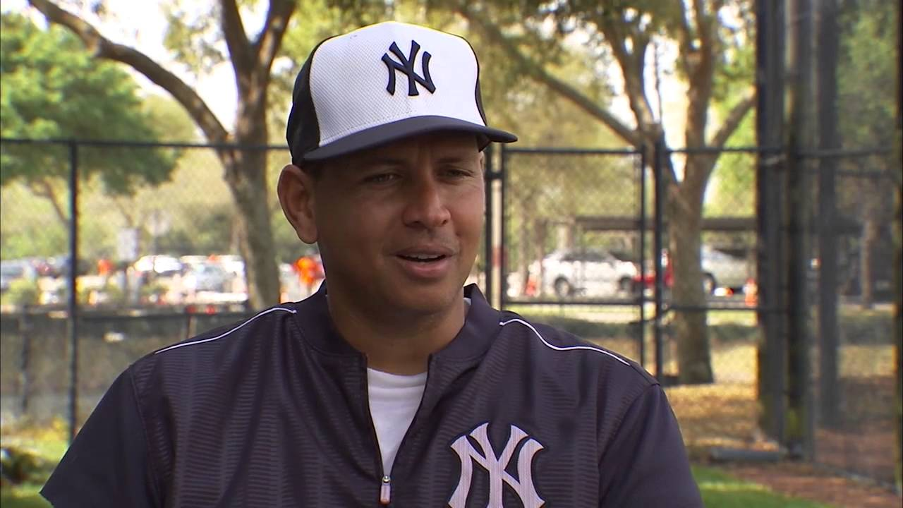Alex Rodriguez on what it was like to compete for a job again