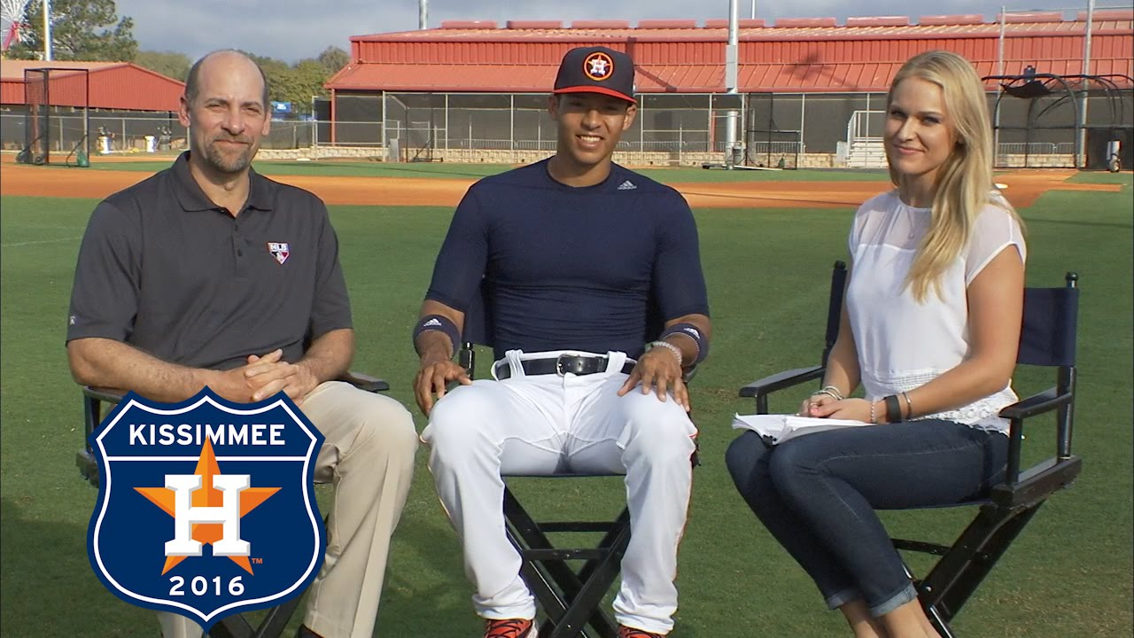 Carlos Correa speaks on how he can follow up his Rookie of the Year season