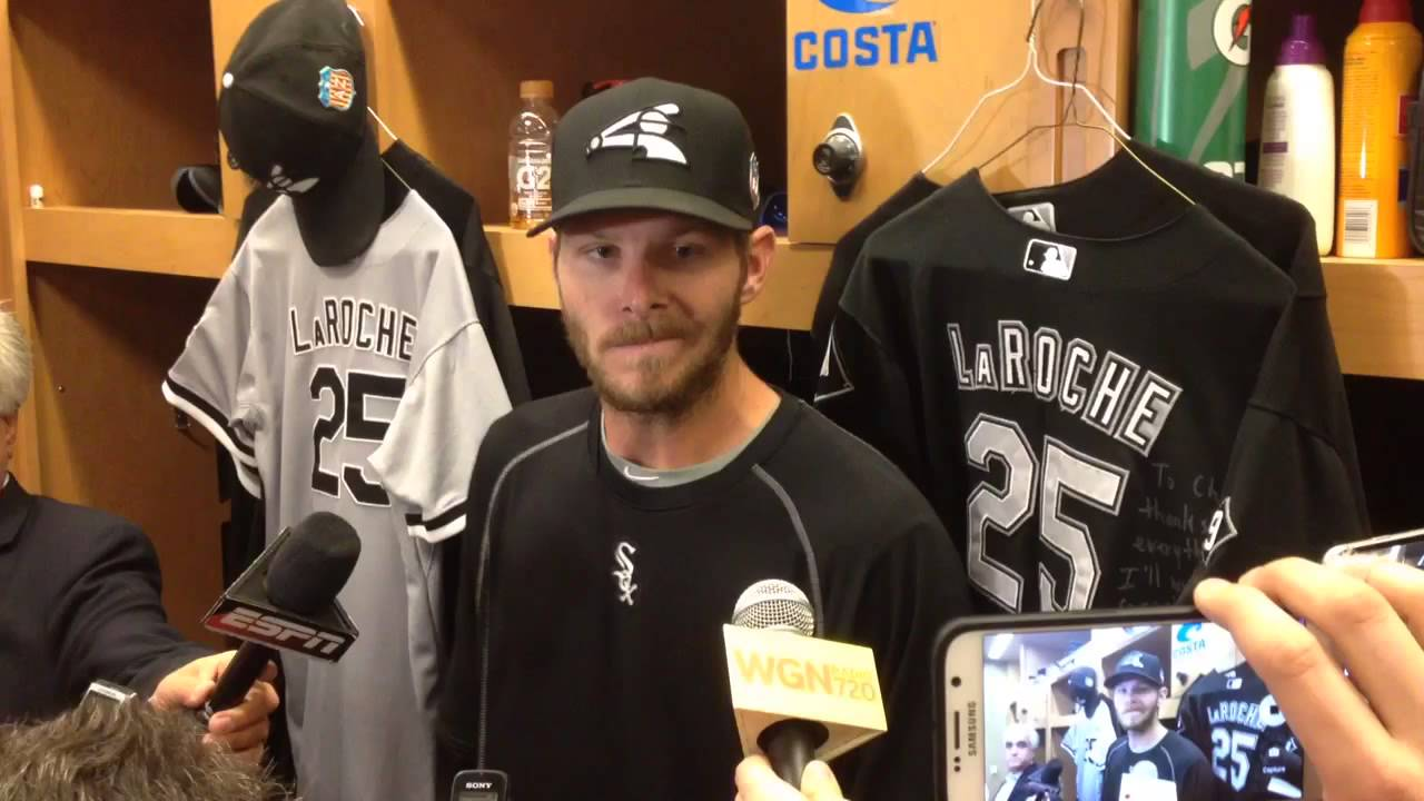 Chris Sale says White Sox president Kenny Williams lied to team