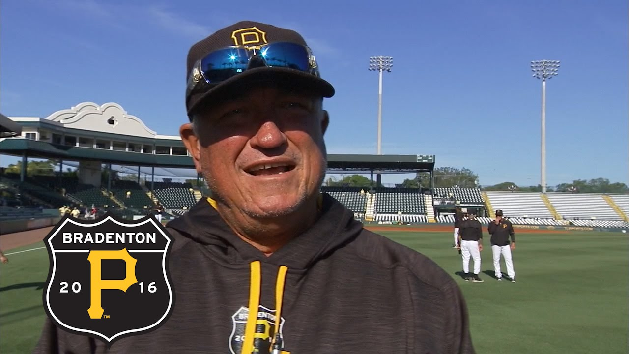 Clint Hurdle speaks on changing the Pittsburgh Pirates culture