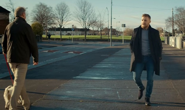 Conor McGregor's new Budweiser commercial has been banned in Ireland
