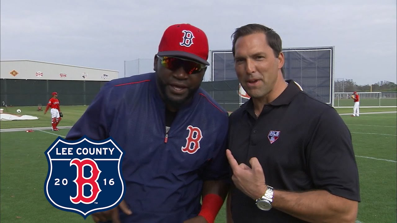 David Ortiz speaks on his decision to retire after 2016 season