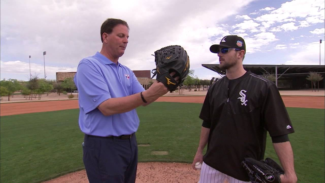David Robertson explains how to set up pitches