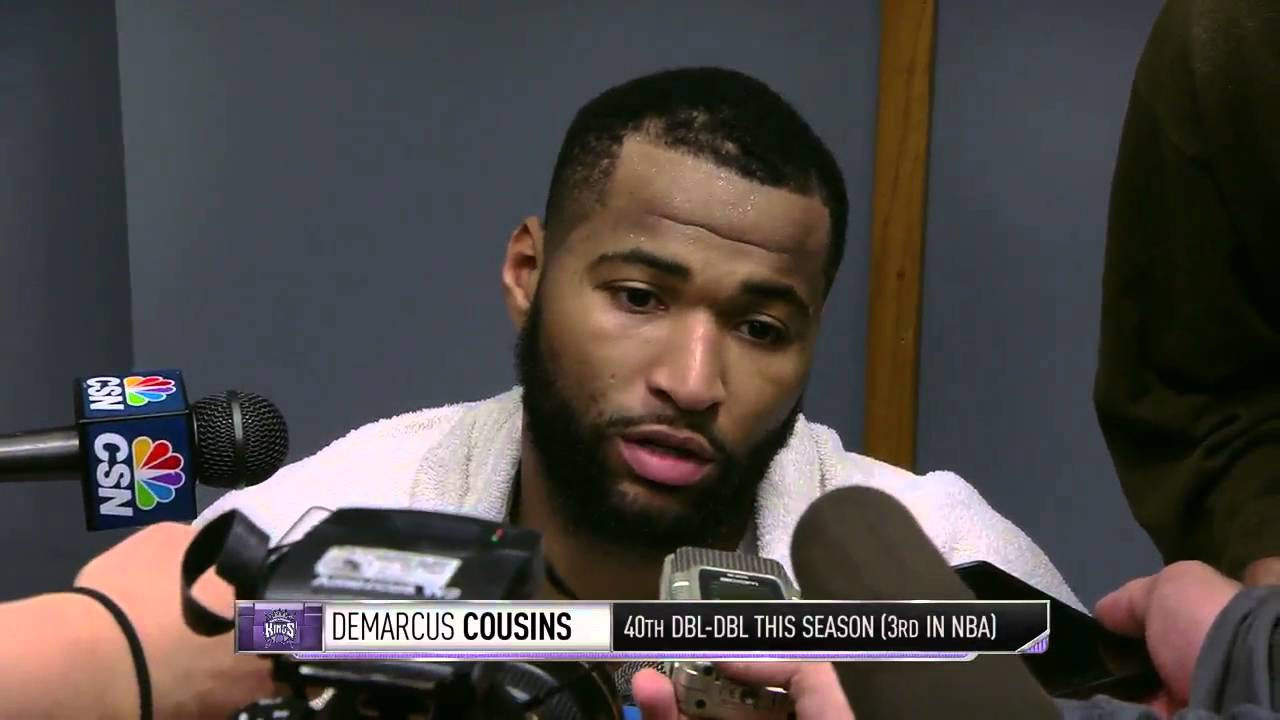 DeMarcus Cousins blasts George Karl in frustrating interview