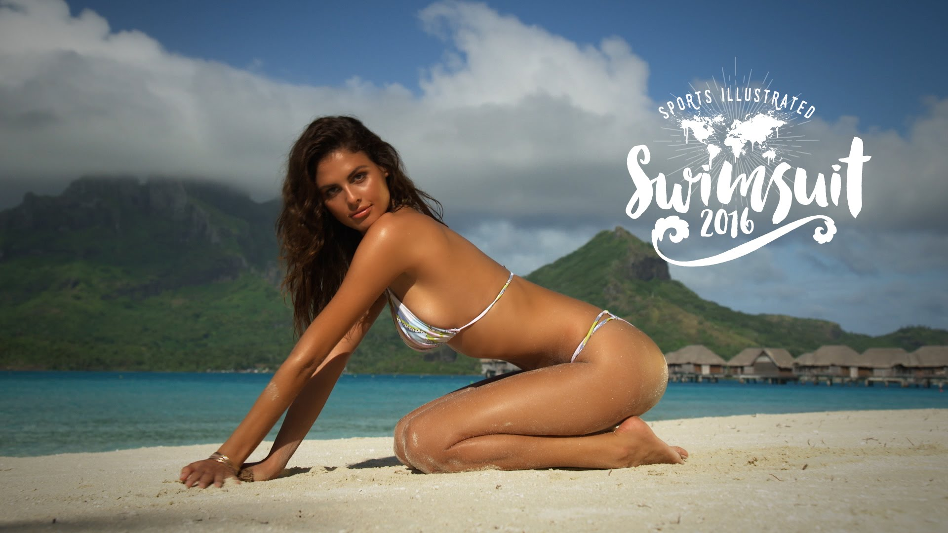 Dime View: Bo Krsmanovic behind the scenes SI Swimsuit 2016