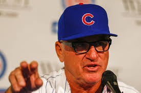 Joe Maddon doesn't understand the ban on chewing tobacco