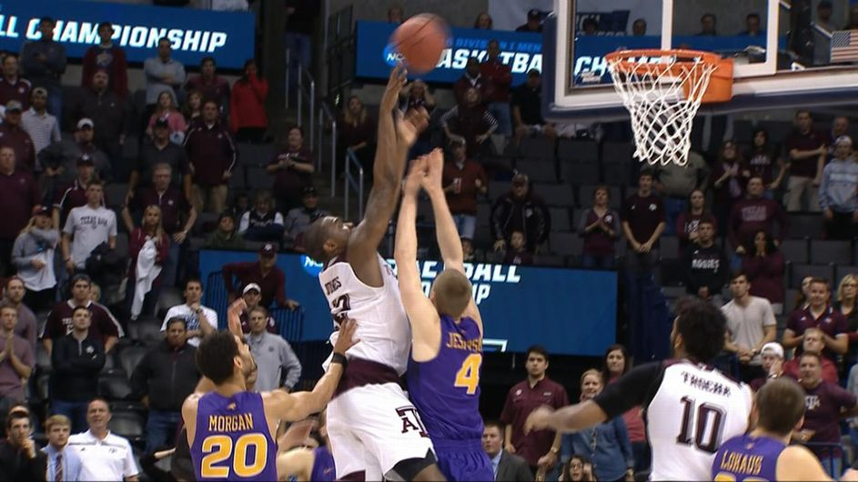 Texas A&M completes unbelievable comeback vs. Northern Iowa