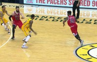 Jimmy Butler hits the game winner on the Pacers