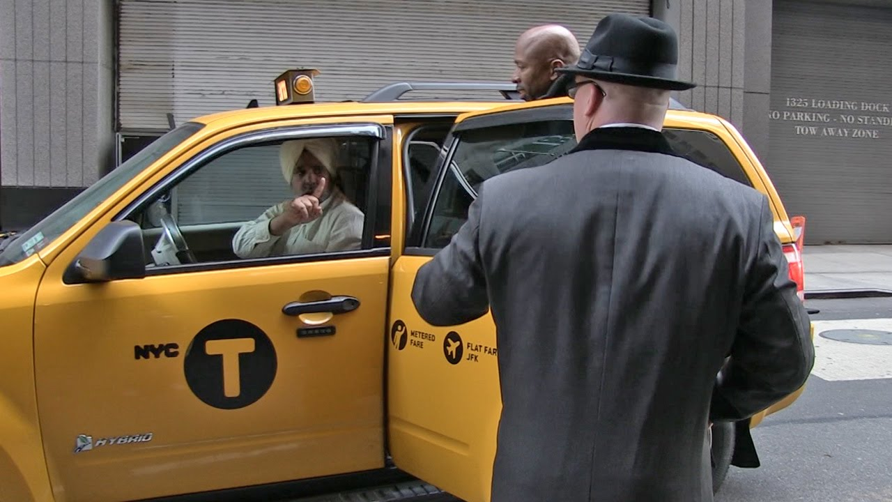 Racist? Kenny Smith gets turned down by New York cabbie