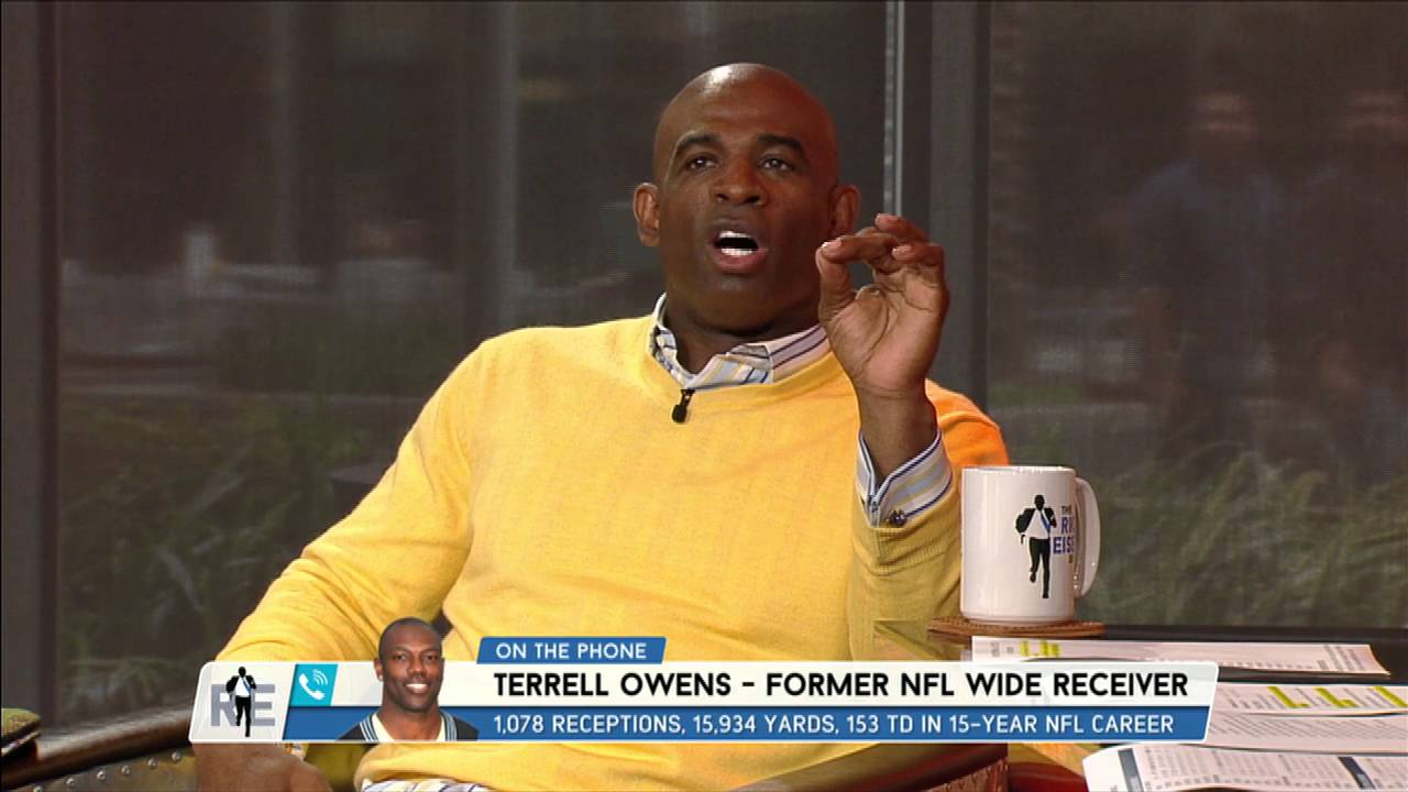 Terrell Owens responds to Marvin Harrison's comments