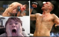 Top 5 fan reactions after UFC 196 fights