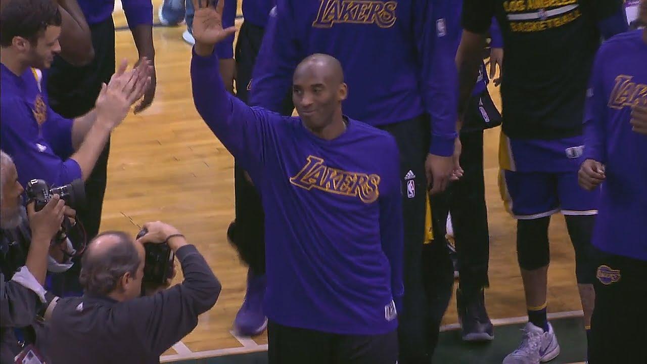 Utah Jazz fan compares Kobe Bryant to Heath Ledger as the Joker