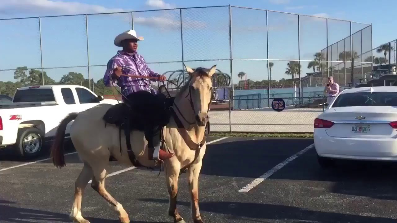 Yoenis Cespedes ditches cars for a horse