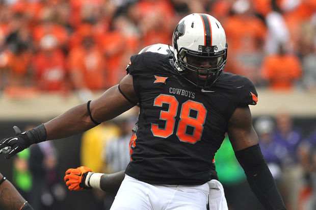 Fanatics View Draft Profile: Emmanuel Ogbah (DE - Oklahoma State)
