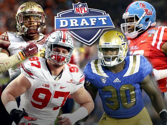 Fanatics View 2016 NFL Mock Draft
