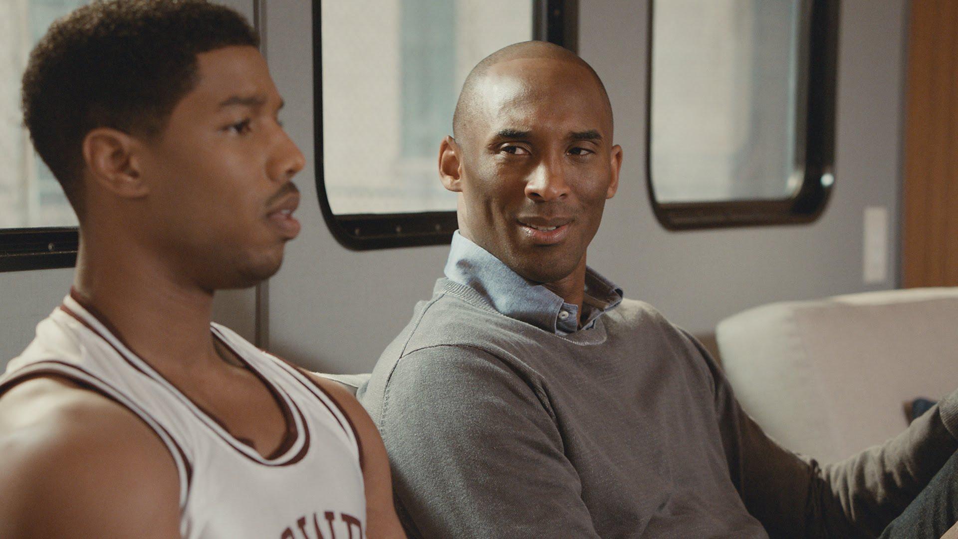Actor Michael B. Jordan cracks on Kobe Bryant in new Apple commerical