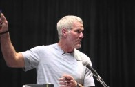 Brett Favre explains how he didn't know 'Nickel' & 'Dime' defenses