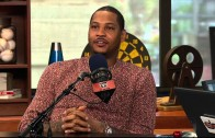 Carmelo Anthony says he's a better scorer than Steph Curry & LeBron James