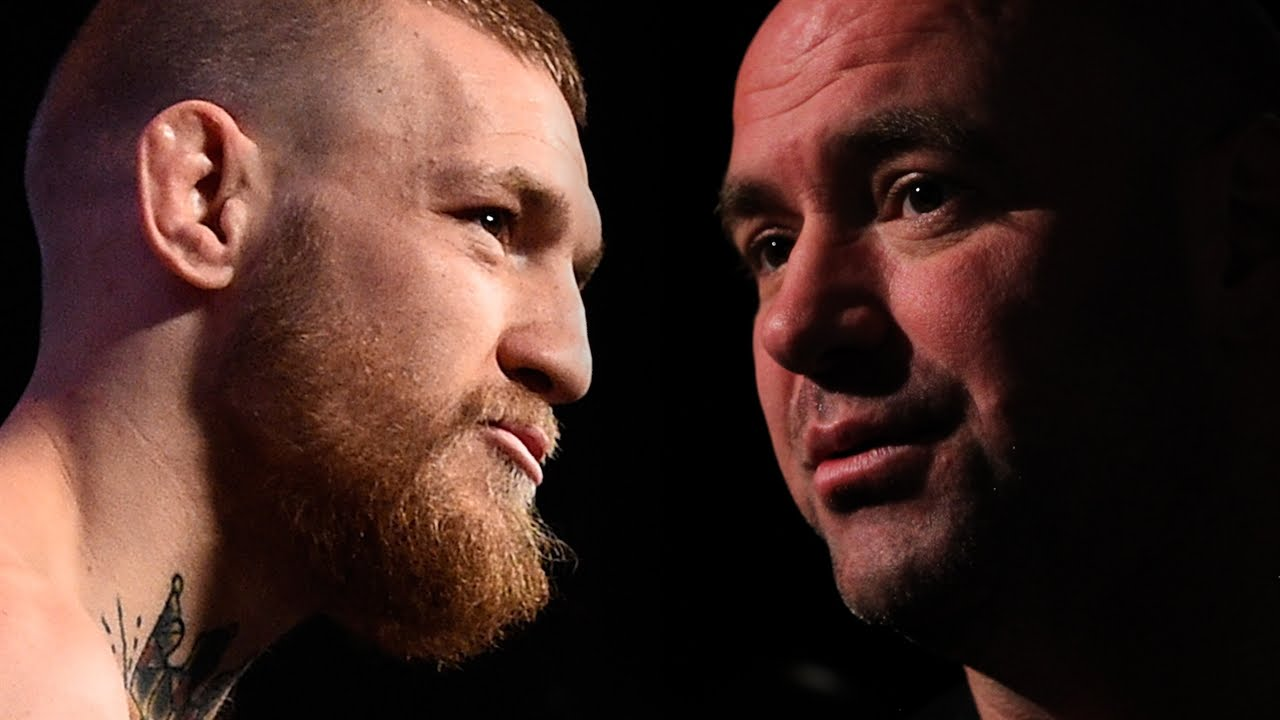 Conor McGregor says he's on UFC 200 but Dana White says he's not