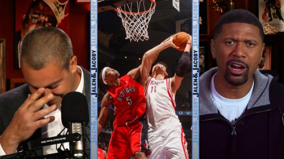 Jalen Rose says Yao Ming doesn't belong in the Hall of Fame