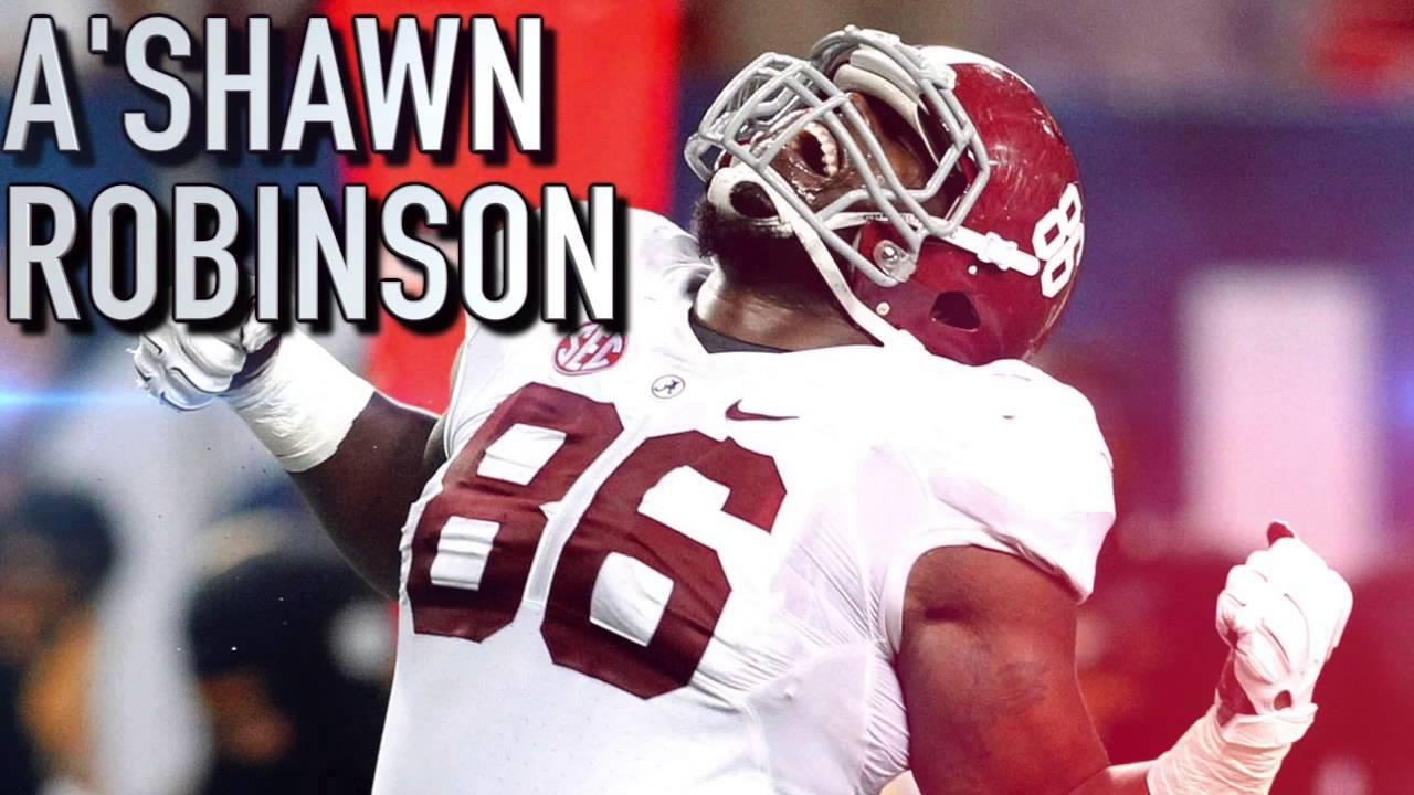 Fanatics View Draft Profile: A'Shawn Robinson (DT - Alabama)