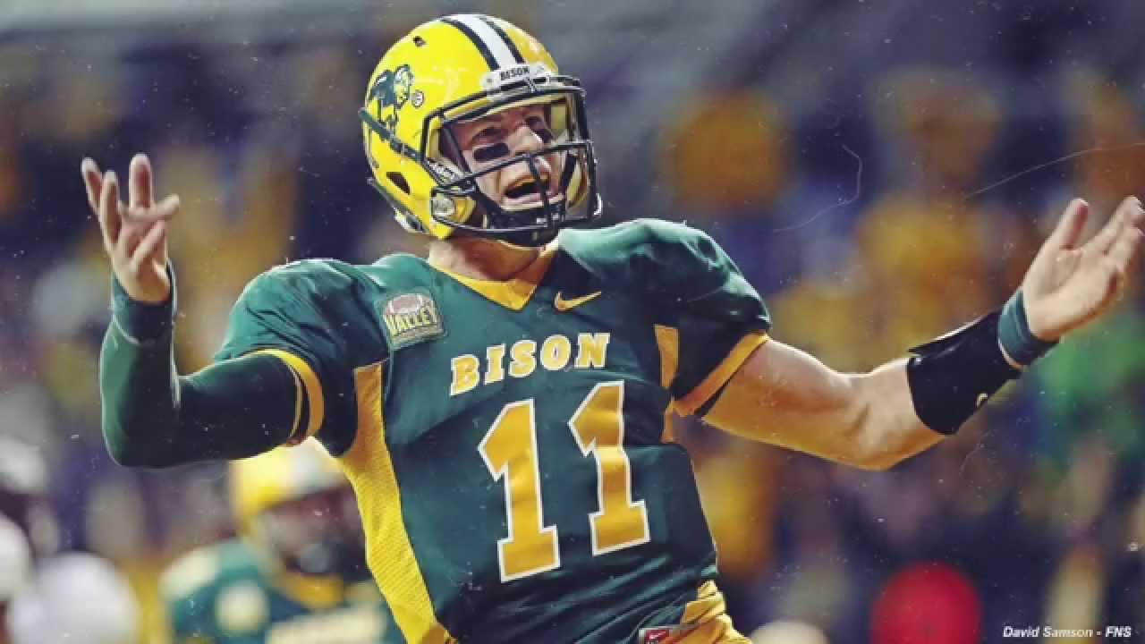 Fanatics View Draft Profile: Carson Wentz (QB - NDSU)